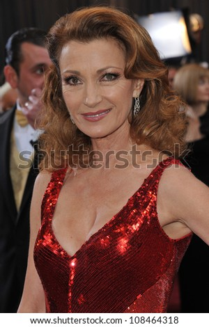 Jane Seymour at the 84th Annual Academy Awards at the Hollywood & Highland Theatre, Hollywood. February 26, 2012  Los Angeles, CA Picture: Paul Smith / Featureflash