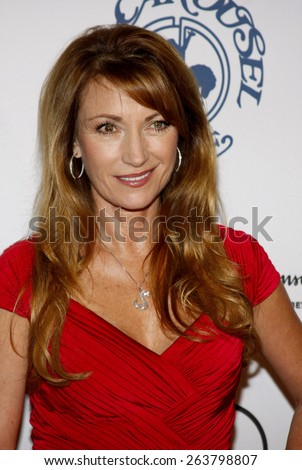Jane Seymour at the 30th Carousel of Hope Ball held at the Beverly Hilton Hotel in Beverly Hills, California, United States on October 25, 2008.
