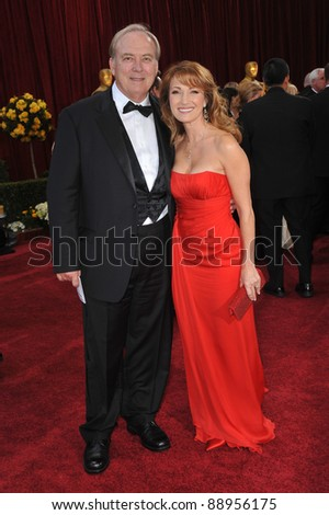 Jane Seymour & James Keach at the 82nd Annual Academy Awards at the Kodak Theatre, Hollywood. March 7, 2010  Los Angeles, CA Picture: Paul Smith / Featureflash