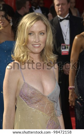 JANEL MOLONEY at the 55th Annual Primetime Emmy Awards in Los Angeles. Sept 21, 2003  Paul Smith / Featureflash