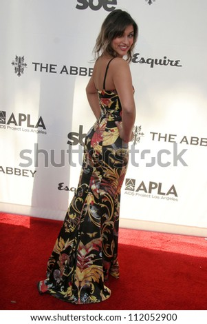 Janina Gavankar at The Envelope Please 6th Annual Oscar Viewing Party to Benefit APLA Presented by SBE Entertainment. The Abbey, Los Angeles, CA. 02-25-07