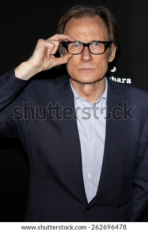 January 23, 2009. Bill Nighy at the Montecito Awards Gala - 24th Santa Barbara Film Festival held at the Arlington Theater in Santa Barbara, California United States.  - stock photo