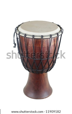 japanese big drum - stock photo
