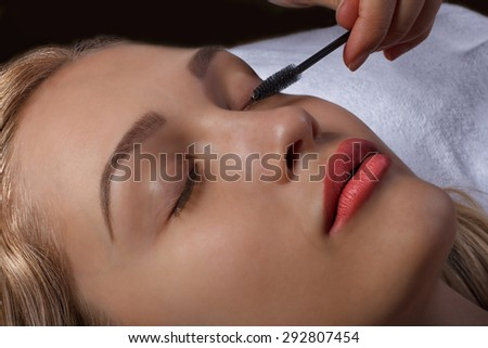 Japanese eyelash extensions
