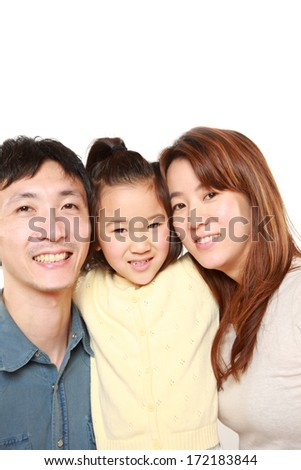 Japanese Parent And Daughter