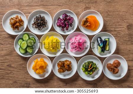 Asian pickles japanese #13