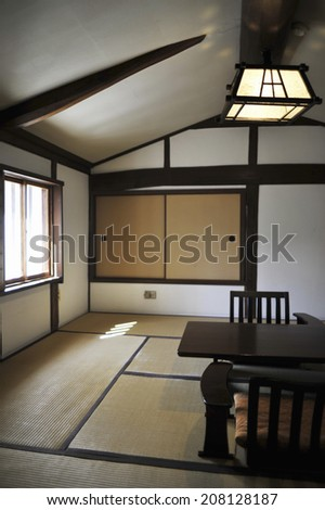 Japanese-Style Room Of Inn
