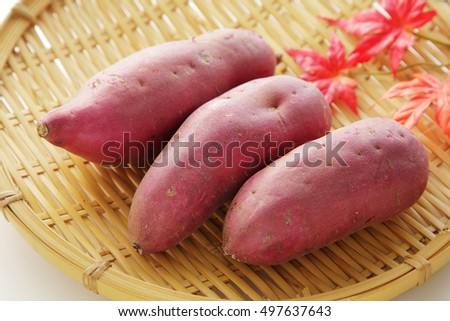 Japanese sweet potatoes