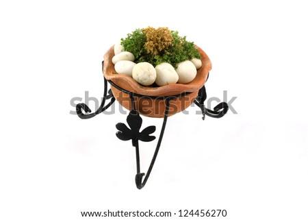 Jardiniere - stock photo