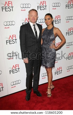 "Jared Harris at the ""Lincoln"" Closing Night Gala at AFI FEST 2012, Chinese Theater, Hollywood, CA 11-08-12"