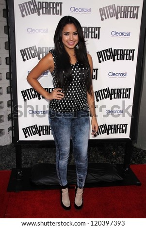 "Jasmine Villegas at the ""Pitch Perfect"" World Premiere, Arclight, Hollywood, CA 09-24-12"