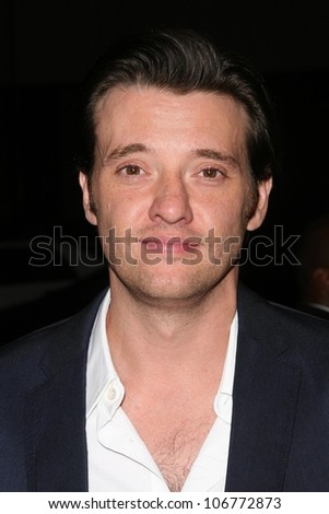 Jason Butler Harner  at Los Angeles Premiere of 'Changeling'. Samuel Goldwyn Theater, Beverly Hills, CA. 10-23-08