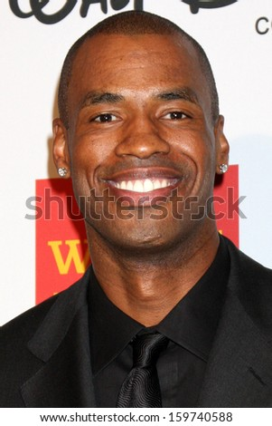 Jason Collins at the 2013 GLSEN Awards, Beverly Hills Hotel, Beverly Hills, CA 10-18-13 - stock photo