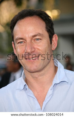 "Jason Isaacs  at the World Premiere of ""Wanted"". Mann Village Westwood, Westwood, CA. 06-19-08"