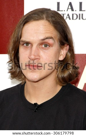 Jason Mewes at the 2012 Los Angeles Film Festival premiere of 'To Rome With Love' held at the Regal Cinemas L.A. LIVE Stadium in Los Angeles, USA on June 14, 2012. - stock photo