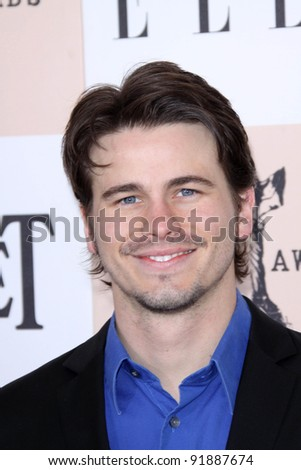Jason Ritter at the 2011 Film Independent Spirit Awards, Santa Monica Beach, Santa Monica, CA 02-26-11