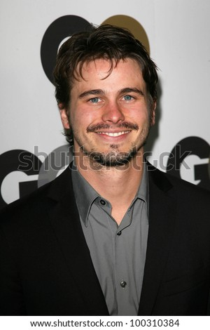 "Jason Ritter at the GQ 2010 ""Men Of The Year"" Party, Chateau Marmont, West Hollywood, CA. 11-17-10"