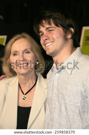 """Jason Ritter at the """"Sideways"""" Los Angeles Premiere held at the Academy of Motion Pictures Arts and Sciences in Beverly Hills, California United States on October 12 2004. - stock photo"""