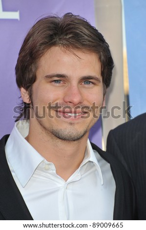 "Jason Ritter - star of ""The Event"" - at NBC Universal TV Summer Press Tour Party in Beverly Hills.  July 30, 2010  Los Angeles, CA Picture: Paul Smith / Featureflash"