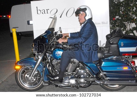 "Jay Leno at the Book Launch Party for ""Chelsea Chelsea Bang Bang"" by Chelsea Handler, Bar 210, Beverly Hills, CA. 03-17-10 - stock photo"