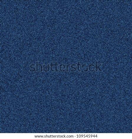 Jeans Pattern - stock photo