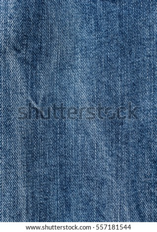 Jeans texture close up