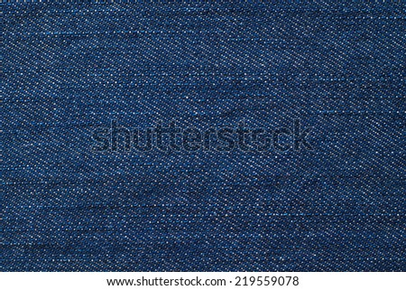 Jeans texture denim - stock photo