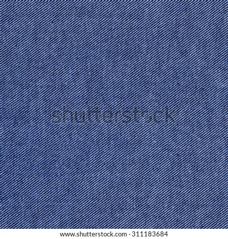 Jeans texture. Fabric background