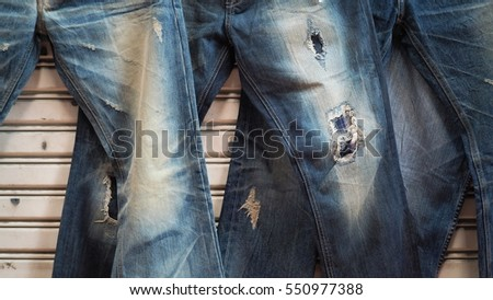 jeans torn texture for the design textures and background