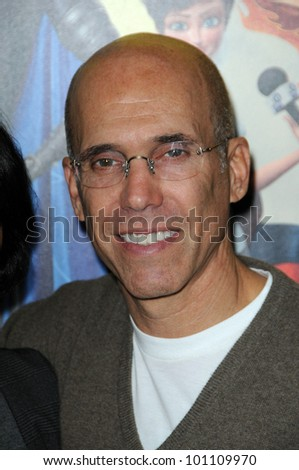 "Jeffrey Katzenberg at the ""Megamind"" Los Angeles Premiere, Chinese Theater, Hollywood, CA. 10-30-10"