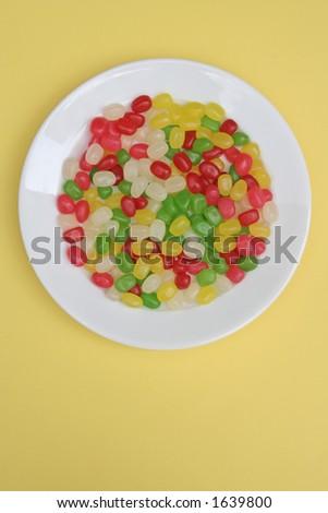Jelly Beans - stock photo