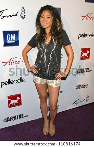 Jelynn Rodriguez at Celebrity Catwalk for Charity. The Highlands Nightclub, Hollywood, CA. 08-16-07