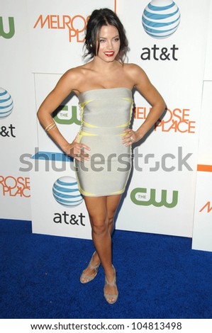 Jenna Dewan  at the 'Melrose Place' Premiere Party. Melrose Place, Los Angeles, CA. 08-22-09