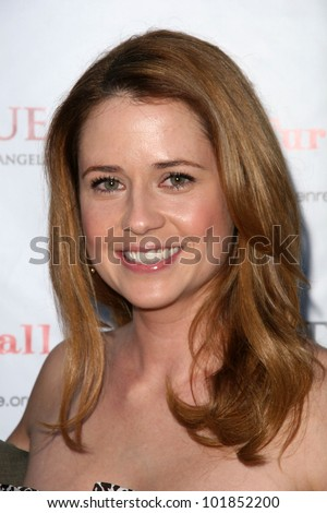 Jenna Fischer  at the 3rd Annual Fur Ball at the Skirball, benefitting Kitten Rescue of Los Angeles, Skirball Cultural Center, Los Angeles, A. 09-11-10