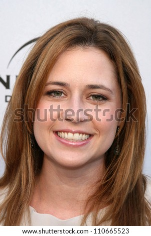 Jenna Fischer at the Universal Media Studios Emmy Party. LG House, Malibu, CA. 08-02-07