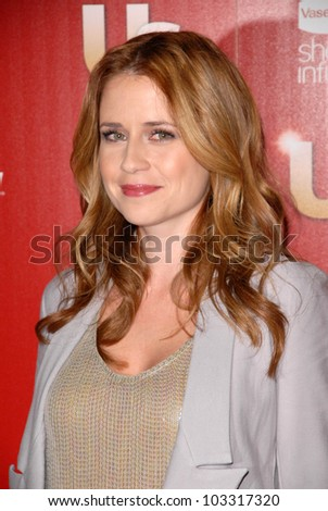 Jenna Fischer at the Us Weekly Hot Hollywood Style 2009 party, Voyeur, West Hollywood, CA. 11-18-09