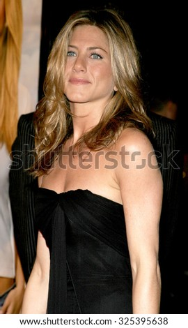 "Jennifer Aniston at The Warner Brothers World Premiere of ""Rumor Has It"" held at The Grauman's Chinese Theater  in Hollywood, California on December 15, 2005."