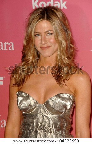 Jennifer Aniston at the Women In Film 2009 Crystal And Lucy Awards. Hyatt Regency Century Plaza, Century City, CA. 06-12-09 - stock photo