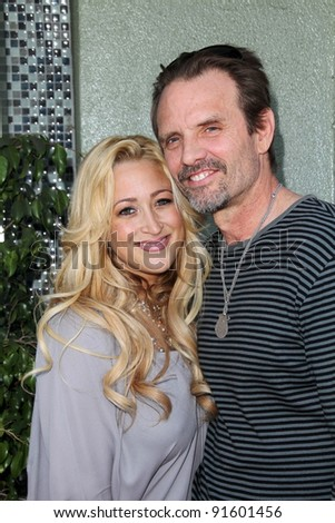 "Jennifer Blanc and Michael Biehn at ""The Victim"" Special Screening, New Beverly Cinema, Los Angeles, CA. 05-03-11"