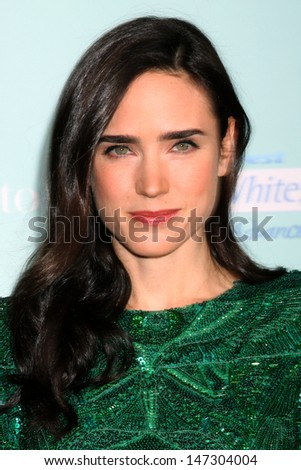 "Jennifer Connelly  arriving  at  the Premiere of ""He's Just Not That Into You"" in Los Angeles, CA on  February 2, 2009 - stock photo"
