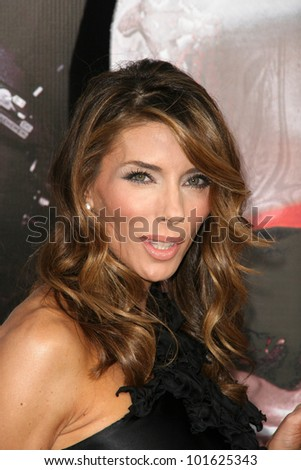 "Jennifer Flavin at the ""The Expendables"" Film Screening, Chinese Theater, Hollywood, CA. 08--03-10"