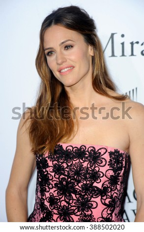 Jennifer Garner at the Los Angeles premiere of 'Miracles From Heaven' held at the ArcLight Cinemas in Hollywood, USA on March 9, 2016.