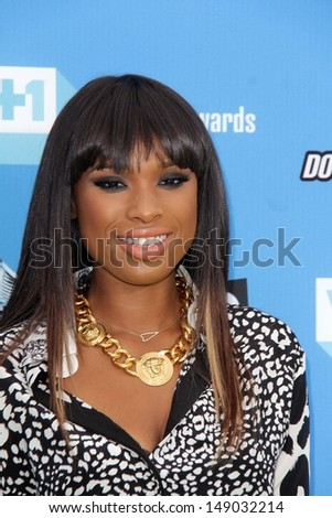 Jennifer Hudson at DoSomething.org And VH1's 2013 Do Something Awards, Avalon, Hollywood, CA 07-31-13