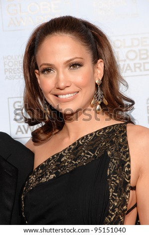 JENNIFER LOPEZ at the 64th Annual Golden Globe Awards at the Beverly Hilton Hotel. January 15, 2007 Beverly Hills, CA Picture: Paul Smith / Featureflash