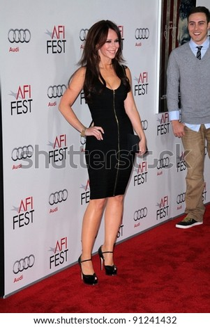 "Jennifer Love Hewitt at the AFI Fest 2011 Opening Night Gala Premiere of ""J. Edgar,"" Chinese Theater, Hollywood, CA 11-03-11"