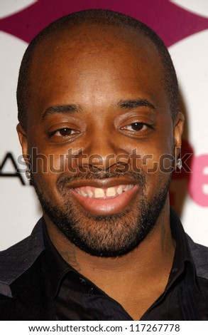 Jermaine Dupri at the People Magazine Post Grammy Party. Eleven, West Hollywood, CA. 02-11-07