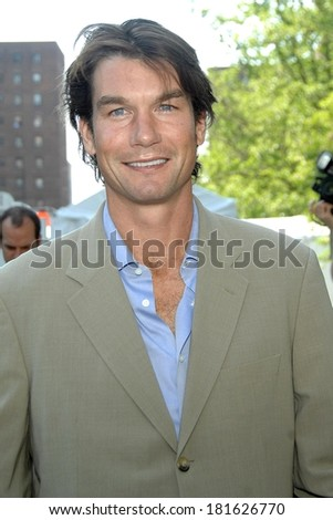 Jerry O'Connell at ABC Network 2007-2008 Primetime Upfronts Previews, Lincoln Center, New York, NY, May 15, 2007  - stock photo