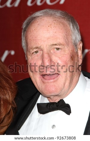 Jerry Weintraub at the 23rd Annual Palm Springs International Film Festival Awards Gala, Palm Springs Convention Center, Palm Springs, CA 01-07-12