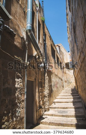 Jerusalem - stock photo
