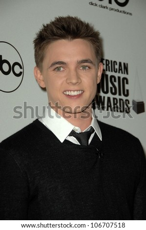 Jesse McCartney  at the 2008 American Music Awards Nominations Announcements. Beverly Hills Hotel, Beverly Hills, CA. 10-14-08